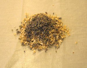 Herbs in Your Bath Bag