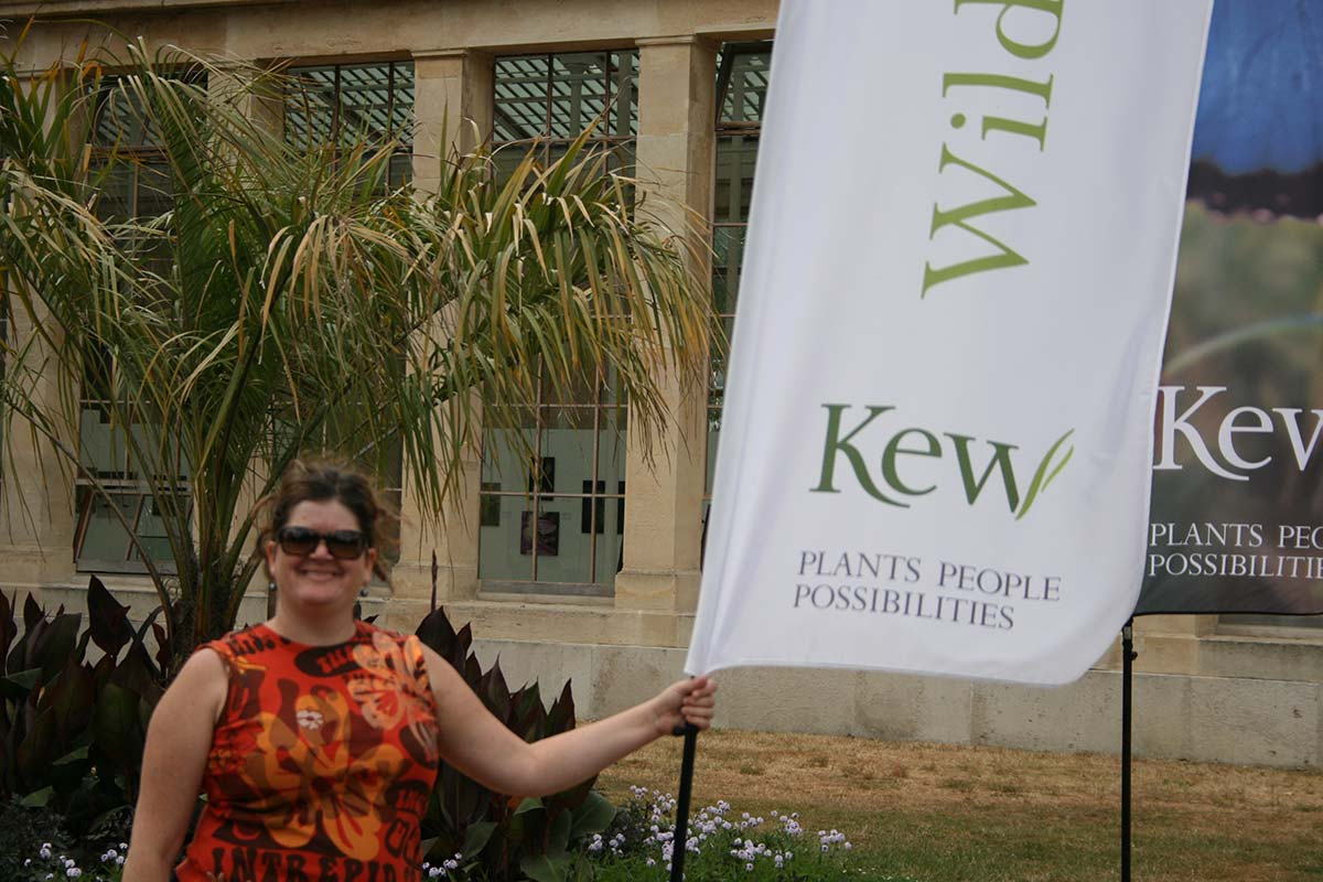 Important Conservation Work at Kew Gardens is Under Threat
