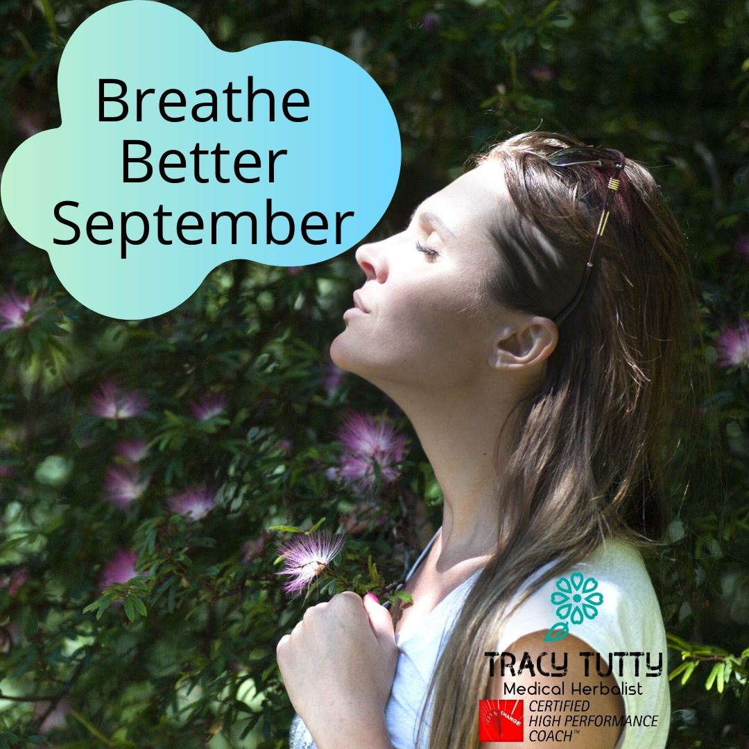 How to breathe better in September