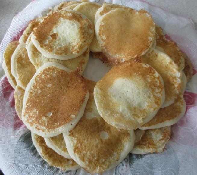 Gluten Free Pikelets Recipe